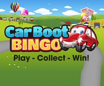carboot bingo